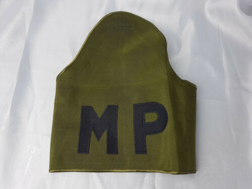 US Army MP Armbinde Grün Box-A