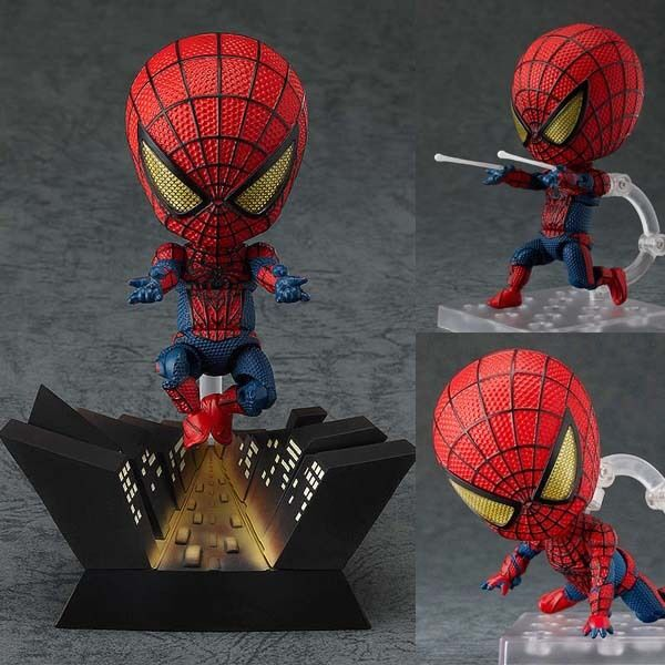 Neuf Marvel Universe Spider Man 12cm Spiderman Action PVC Figure Figurine 12cm Man in box 90171c