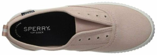Nib Pianta Rampicante Sperry Stemma sider Foam Memory Cvo Top Donna Rosa Sneaker B6fqBr