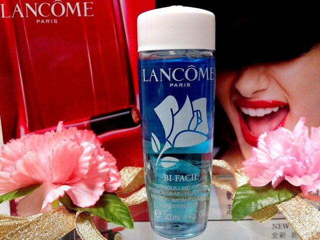 "Lancome Bi-Facil Non Oily Instant Cleanser Sensitive Eyes ☾30ML☽ ""PostFree"""