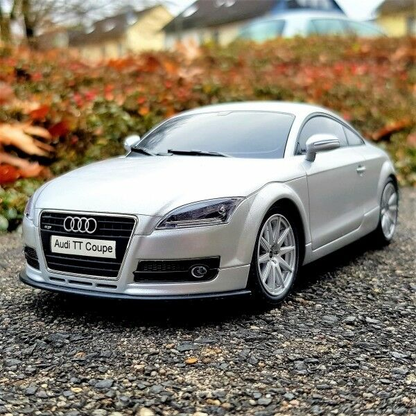 RC Wireless Remote Control Car Toy Audi TT MJX 8126a LED Light & Battery