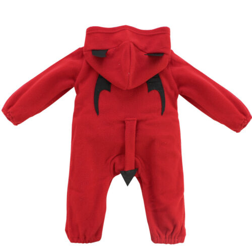 Infant Baby Girl Christmas Romper Halloween Jumpsuit Bodysuit Toddlers Clothing