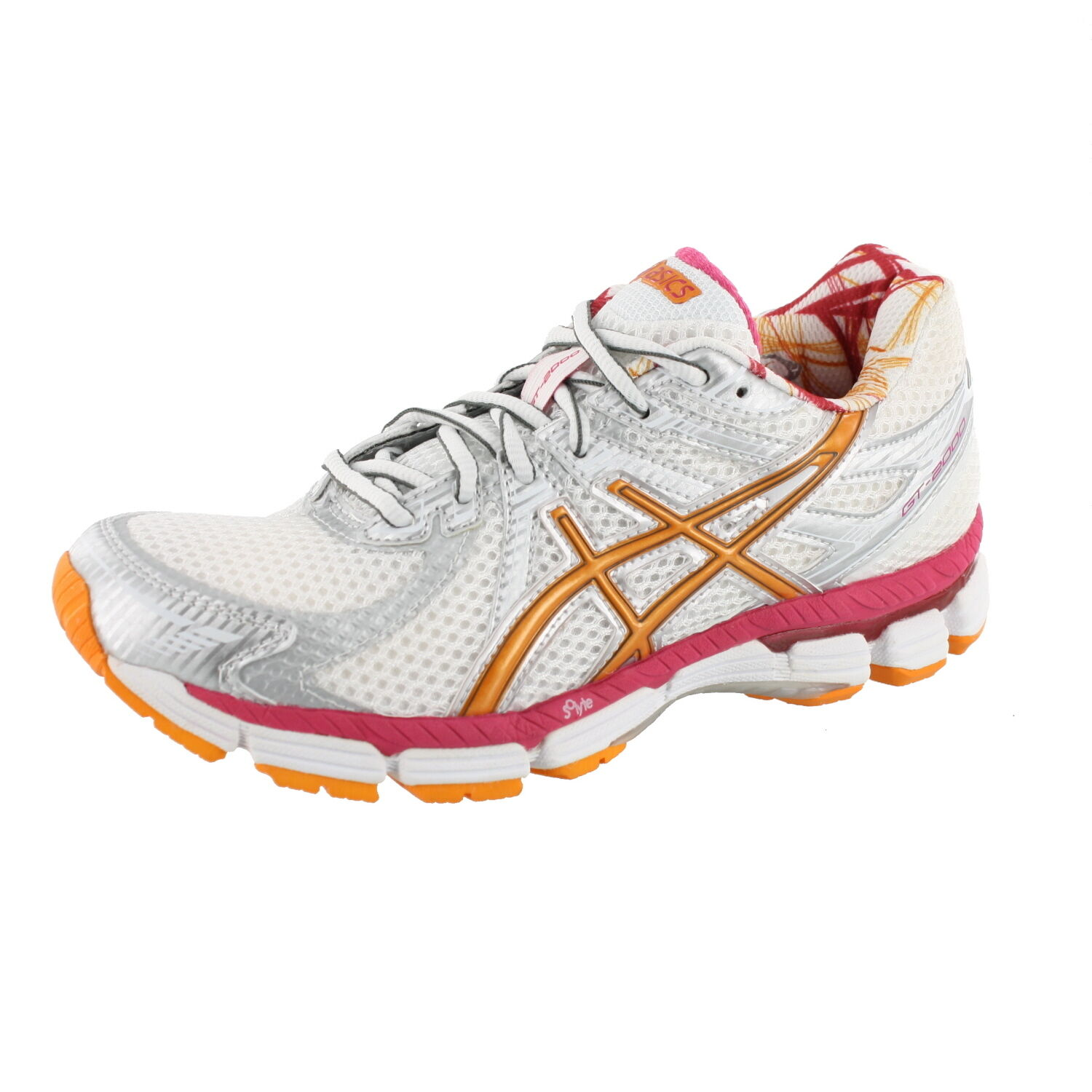 ASICS WOMENS GT 2000 RUNNING SHOES