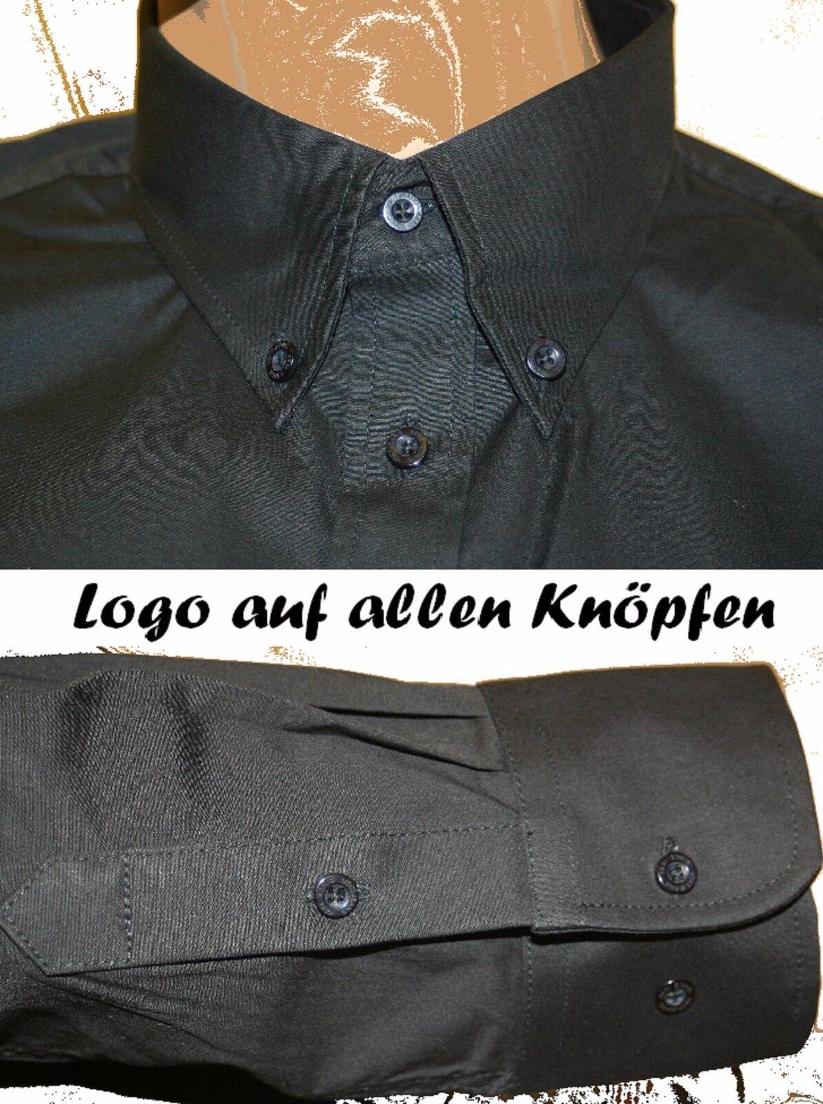 VSCT VSCT VSCT Dayshirt Gr.M Hemd schwarz Klassik Hemd Clubwear CoultureClubstyleNeu | Qualität und Quantität garantiert  a86100