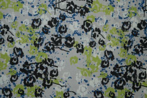 Floral Print #774 Nylon Lycra Spandex 4 Way Stretch Swimwear Fabric BTY