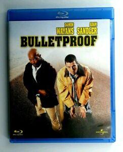 BRD-DVD-FILM-Blu-Ray-Bluray-Bulletproof-Damon-Wayans-Adam-Sandler-Cinema-Italy