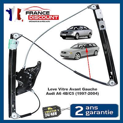 Mécanisme de leve vitre Gauche Conducteur pour AUDI A6 C5 1997-2005
