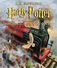 Harry Potter and the Sorcerer's Stone: The Illustrated Edition (Harry Potter, Book 1) by J K Rowling (Hardback, 2015)
