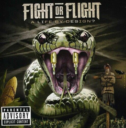 1 of 1 - Fight or Flight - Life By Design [New CD] Explicit