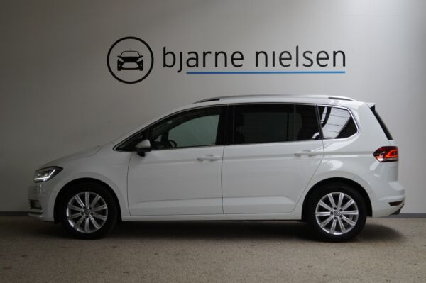 VW Touran 2,0 TDi 150 Highline DSG 7prs - billede 1