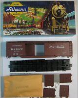 Athearn 5039 Ho Scale 50' Auto Box D & Dgw 61724