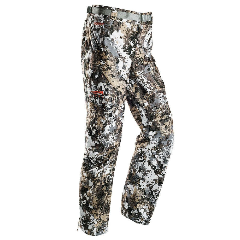 Sitka Women's Downpour Pant Optifade Elevated II Small 50139-EV-S