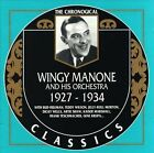1927-1934 by Wingy Manone & His Orchestra (CD, Aug-1994, Classics)