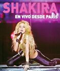 En Vivo Desde Paris [DVD] by Shakira (DVD, Dec-2011, Sony Music Latin)
