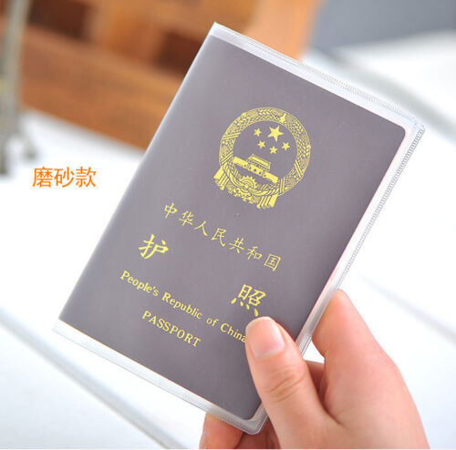 Passport-Cover-Clear-Card-Travel-Protector-Transparent-Holder-Case-Organizer-ID