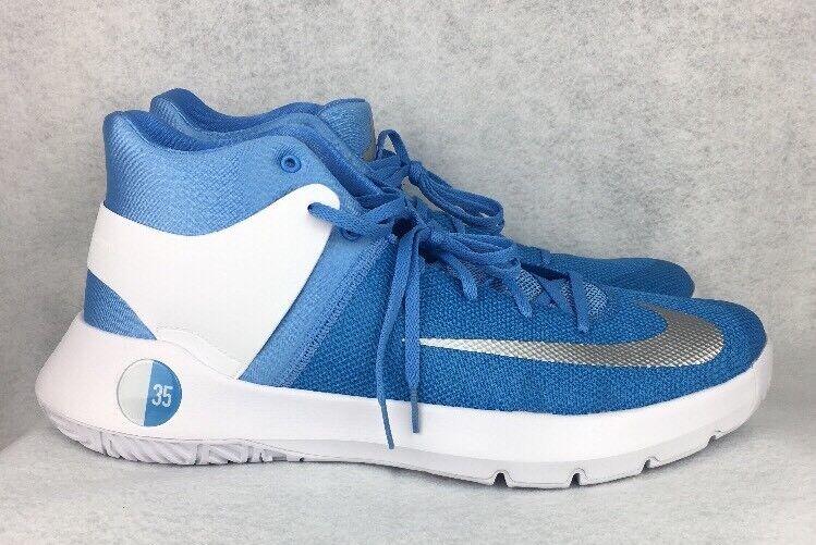 Nike kd trey 5 iii maschile di basket scorpe azzurro 856484 443 cc284
