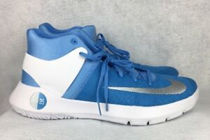 5909da8a1ee5 NIKE KD TREY 5 III Men s Basketball Shoes Size 15.5 Light Blue ...