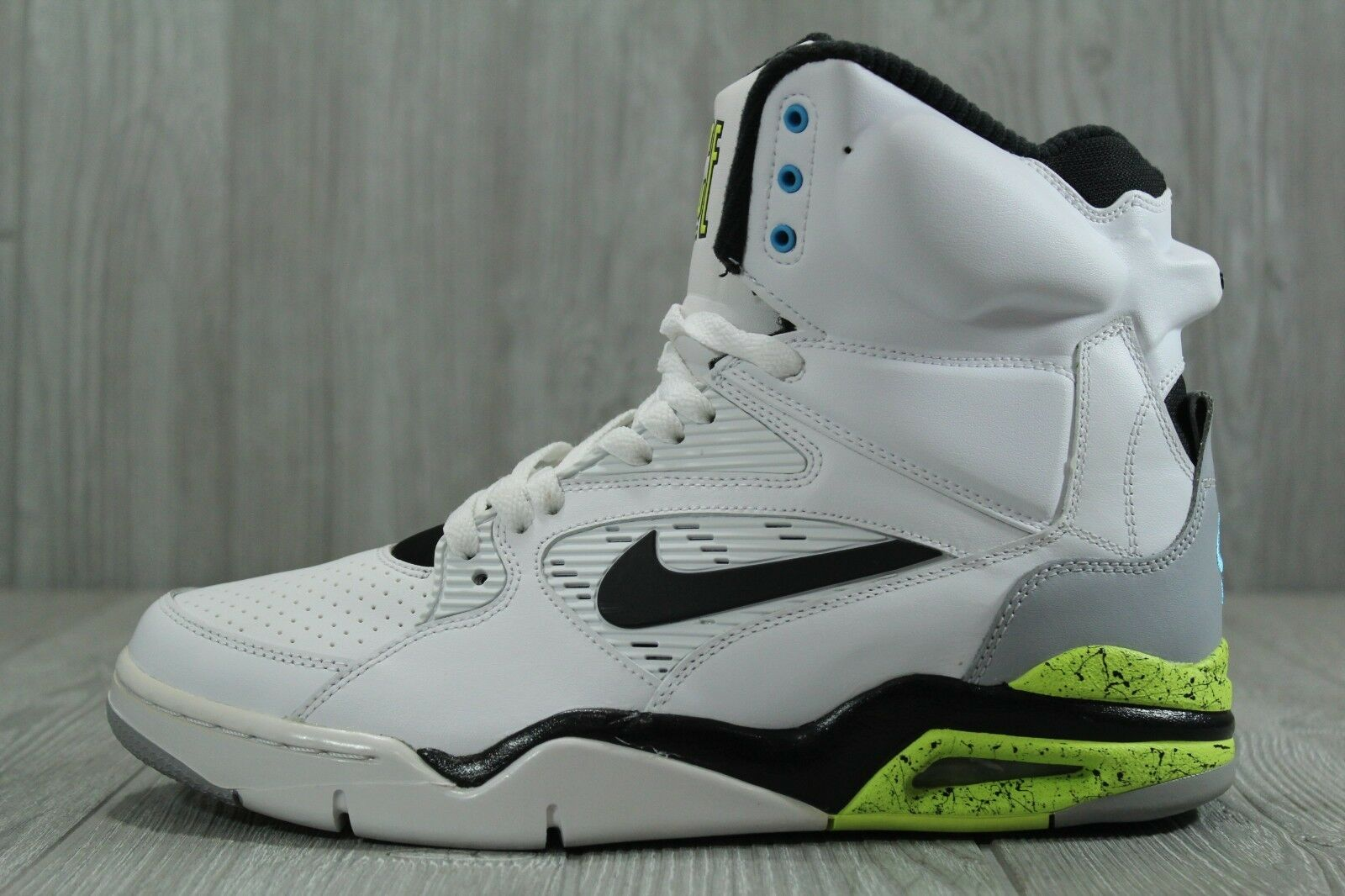 d768c7392de Nike Air Command Force OG David Robinson Mens Basketball Shoes 180 ...