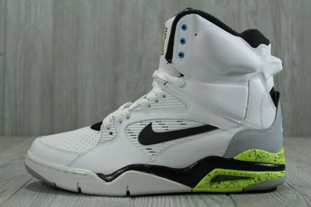0a9535dfbc030 34 RARE Nike Air Command Force Basketball Shoes Billy Hoyle Sz 10 684715 100