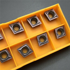 CCMT09T304 VP15TF CCMT32.51 lathe insert cutting tool carbide turning blade CNC