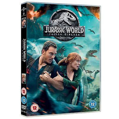 Jurassic World - Fallen Kingdom [DVD]