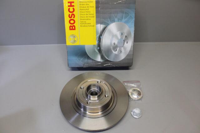 1x Bosch Disco de Freno Freno de Disco 0986479274 Renault Megane II Kombi Scénic