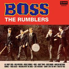Rumblers-boss-japan Mini LP CD C94