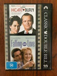 Heart-Burn-Falling-In-Love-DVD-Region-4-LIKE-NEW