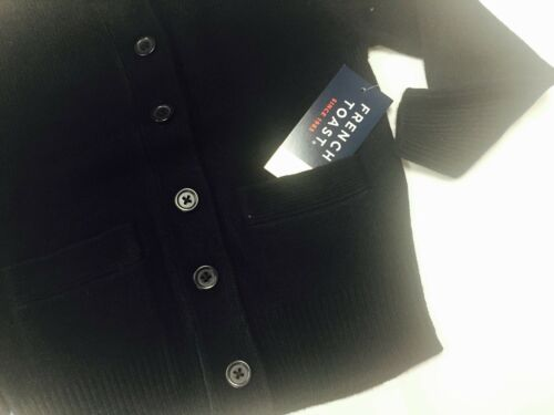Official School Wear Navy Crew Neck Cardigan Size 2T