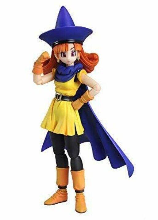6  Authentic Bring Arts Dragon Quest XI Alena Action Figure (no box)