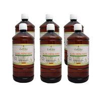 Lavita Aloe-vera-saft - Aloe Barbadensis Miller - 6 X 1 Liter