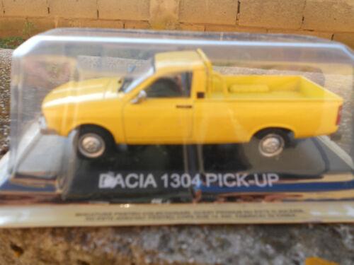 DACIA 1304 PICK-UP SCALA 1//43