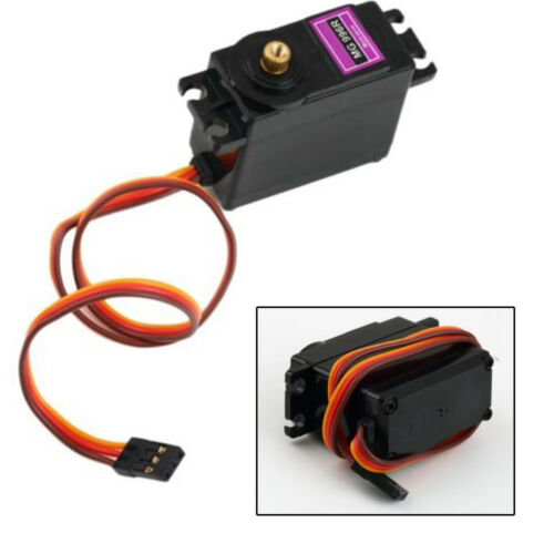 Top Metal Torque Gear Digital Servo For RC Truck Car Boat Helicopter MG996R