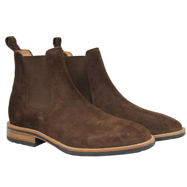 Grubs Suede Tatton Chelsea Boot