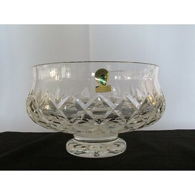 """Waterford """"Lismore"""" 7in Serving Bowl"""