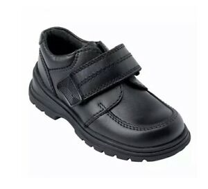 Startrite Campbell Boy's Black Leather