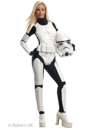 Adult Womens Star Wars Stormtrooper Costume