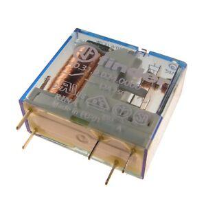Finder-40-31-9-024-Relais-24V-DC-1xUM-10A-250V-AC-Relay-Steck-Print-069549