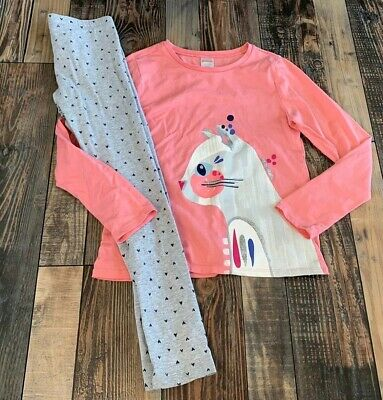 NWT Gymboree Outlet Girl Mix/'n/'Match Bicycle Dog /& Leggings Outfit 5 6 7 8