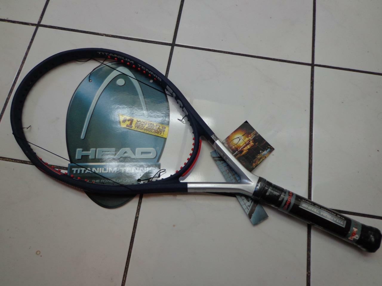 NEW Head Ti. S5 Comfort Zone 4 5/8 grip Tennis Racquet