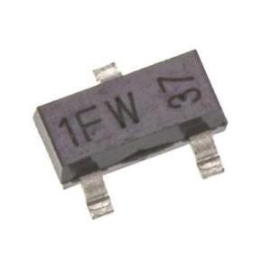 50pairs Brand New 65V 100mA NPN PNP SMT Transistor SOT-23 BC846B + BC856B