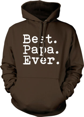 Best Papa Ever Period Family Grandpa Love Hoodie Pullover