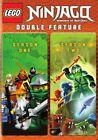 Lego Ninjago The Masters of Spinjitzu Complete Seasons 1 & 2 R1 DVD