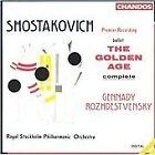 Dmitry Shostakovich - Shostakovich: The Golden Age (1994)
