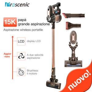 Proscenic-P8-PLUS-Aspirapolvere-Senza-fili-Scopa-Elettrica-AUTO-Casa-Verticale