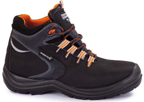 SCARPA ANTINFORTUNISTICA GIASCO HARD ROCK TESLA SB - Safety Footwear