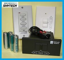 SKYTECH Model TM/R-1 Wireless Wall Mounted Timer Fireplace Remote Control NEW!