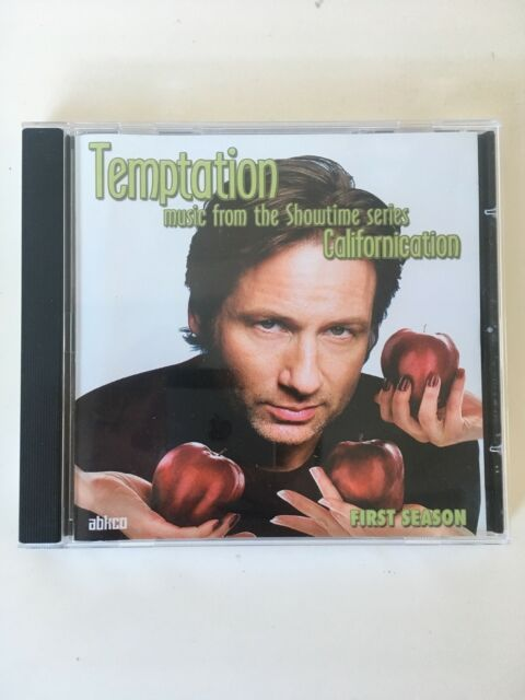 Temptation-Music From Californication von OST,Various Artists (2008)