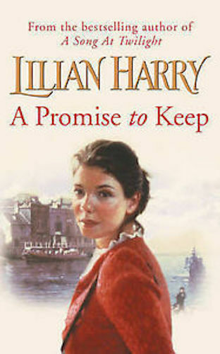 1 of 1 - LILIAN HARRY_____ A PROMISE TO KEEP_____BRAND NEW __ FREEPOST UK