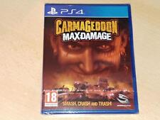 Carmageddon Max Damage PS4 Playstation 4 **BRAND NEW & SEALED**